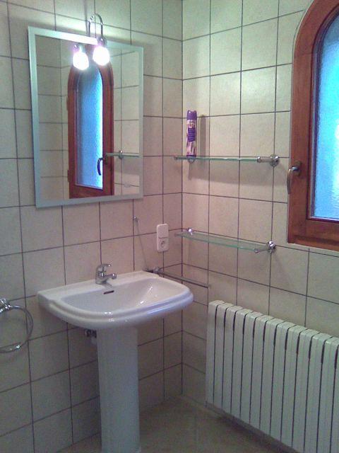 Waschbereich im Badezimmer