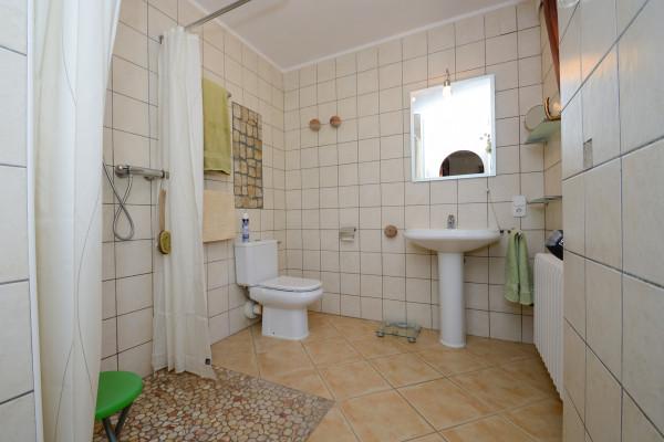 Badezimmer mit Wellness Dusche Ferienhaus Cala Ratjada